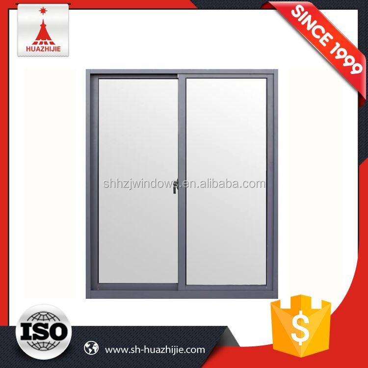 Best sell factory triple tempered glazing sliding window