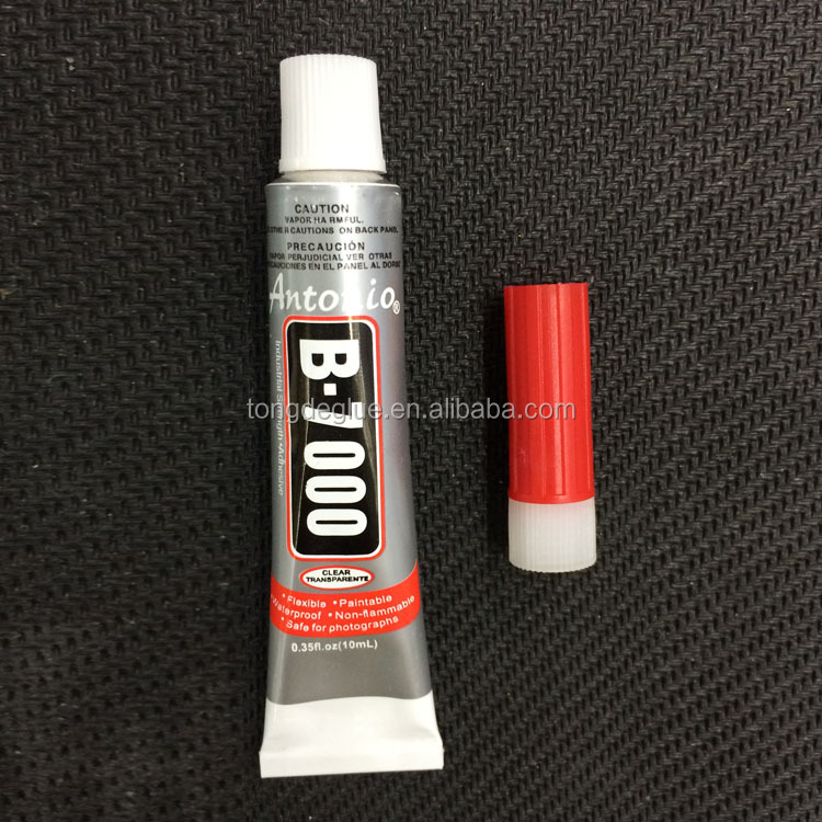 B7000 10ml Clear Adhesive Jewelry Glue For Phone Frame Rhinestone Craft Use