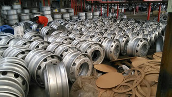 8.25x22.5 Truck Wheels- Lantian Auto Wheel Factory