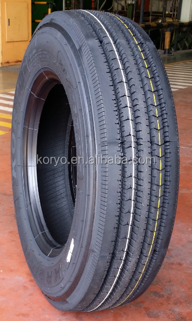 truck tire 11r22.5 295/80r22.5 KORYO BRAND tyres used for sale