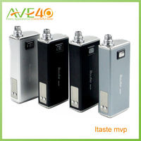 2014 Most Popular Innokin E-Cig iTaste MVP V3.0 Mechanical Mod replaceable wick itaste mvp