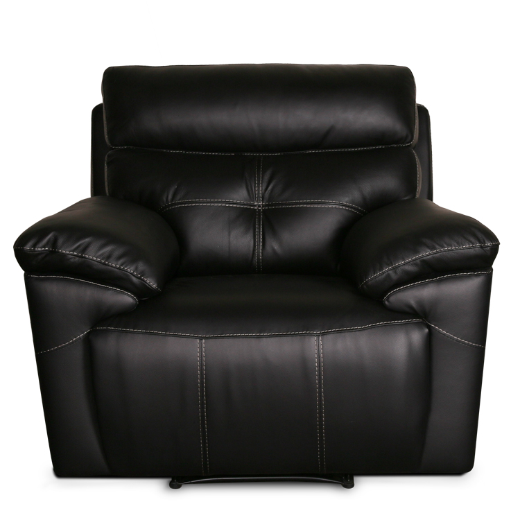 Wholesale manufacturer pedicure spa leather recliner sofa,single seat recliner sofa covers with cup holder massage chair