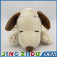 Best qulity cute toys plush gift snoopy toys soft plush dog toy for kids