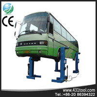 Good quality and high effciency QJZ5.0-4 used hydraulic heavy duty truck garage equipment for sale