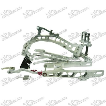 171990088260 together with 191579259798 in addition Frame Kit Bbr V3 Perimeter Kit Klx Crf 50 110 New also 201325146114 additionally 252083424226. on crf 50 pit bike