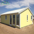 Light steel structural custom-made top quality tiny home for family living