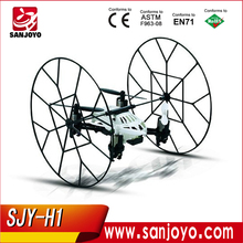 Hot selling radio control Minidrone ultra-small mini remote control airplane UFO 2.4G rc drone quadrocopter SJY-H1
