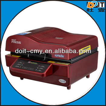 """DO-IT"" latest 3D digital vacuum sublimation machine for for phone cases/mug/plate/crystal"