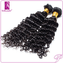 Uprocessed 100 percent indian remy human hair