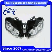 FHLHD011 Headlight For Motorcycle For CBR1000RR CBR1000 RR 2008-2011 Clear Lens