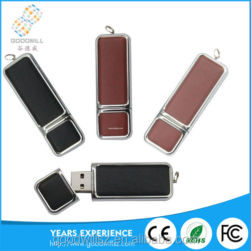 Best Selling Leather Usb Flash Drive ,Leather Usb 4gb 8gb 16gb For Promotion Gifts