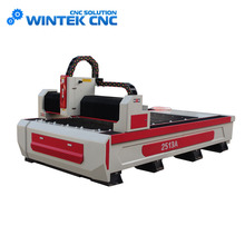 High accuracy 750w 1000w 1500w 2000w silver stainless steel carbon steel fiber laser cutting machine made in China