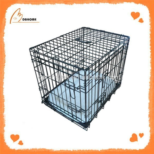 Cost-effective stainless steel great pet cage large dogs
