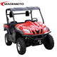 Hot Selling 4 wheeler gas atv cheap china 600cc 4x4 utv for sale