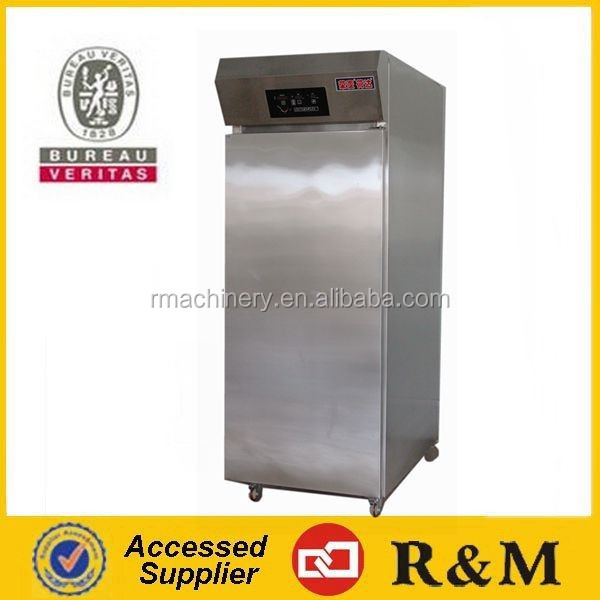 stainless steel popular refrigerated proofer