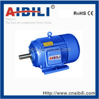 Y series three phase electric motor 380v 50hz prices