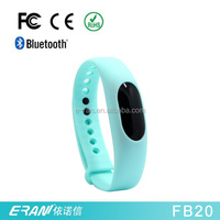 2016 new smart bluetooth bracelet pedometer , healthy activity tracker