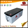 "Free Maintenance Type 12 volt vrla ""solar battery cell 12V 200AH lead acid battery"