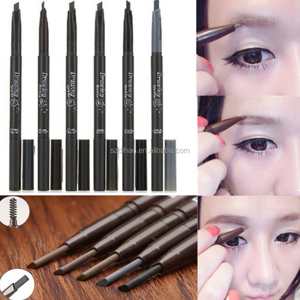 DIHAO Beautiful Mineral Eyebrow Pencil - Da Vinci Cosmetics 5 colors - Chemical Free Makeup