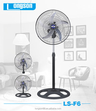 polar wind fan 18 inch simple design 3 in 1 industrial fan hot selling stand fan