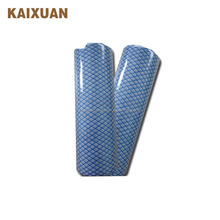 Polyester/Viscose Nonwoven Microfiber Cleaning Cloth Roll