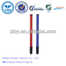 2014 hot sale mini bike pump small plastic pump with red color