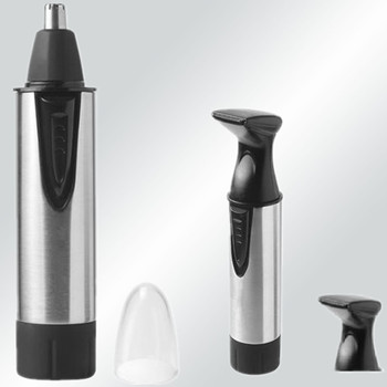 2 IN 1 ELECTRIC NOSE TRIMMER