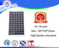 high efficiency cheap price pv solar panel/solar module