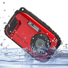 Professional waterproof camera 5MP cmos sensor 8x digital zoom 10m underwater digital sports camera
