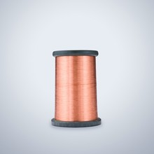 0.1mm~2.0mm thin insulated copper wire lacquer prices for sale