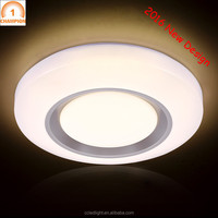 Top Quality Round Semi Flush Ceiling Lights Contemporary For Home