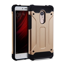 mobile accessories SGP shockproof phone case for xiaomi redmi note 4
