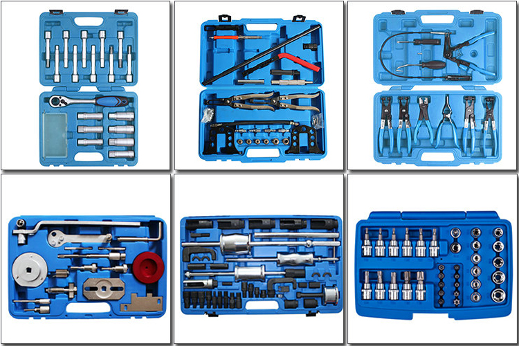 8pc Petrol Engine Compression Test Kit(VT01053A)
