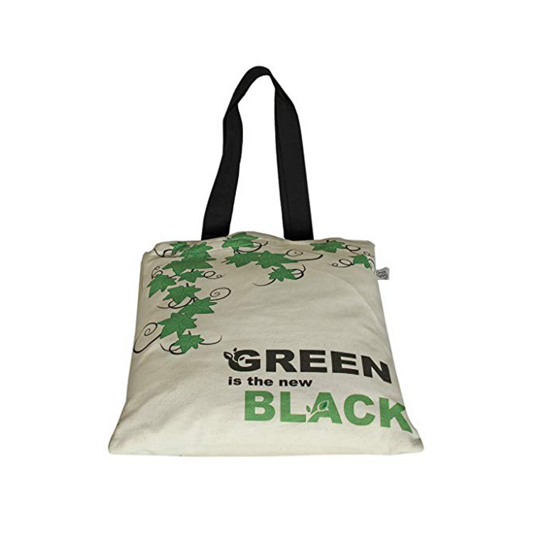 High Quality Cheap  Custom Printed Canvas Tote Bags For Promotional