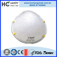 anti-odor paper motorcycle face mask brand CHOB HC Safety china