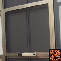 2015 Import Products China Stainless Steel Window and Door Mosquito Net