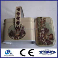 printing metal wholesale packing tin can manufacturing process