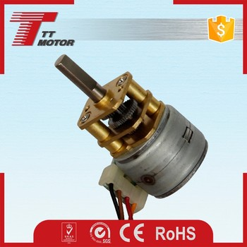 GM12-15BY 15BY stepping gear motor electric 5v