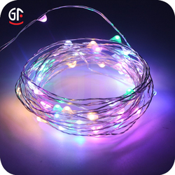 10M (33FT) 100LEDS Copper Wire LED Starry Lights Strings DC12V Waterproof with mini LED Controller