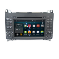 "7""HD Capacitive Touch Screen Car dvd android for Benz A B Class Vito GPS Wifi 3G Bluetooth Radio RDS USB IPOD Steering wheel"