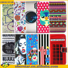 New product Printed wallet leather phone case For Samsang Galaxy S3 I9300