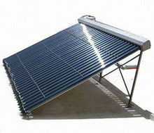 High Efficiency Evacuated Glass Tube solar thermal collector