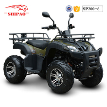 SP200-6 Shipao best price quad motorcycle