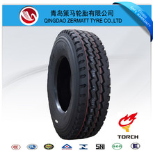 The carcass of radial structure 13R22.5 giant mining truck tire