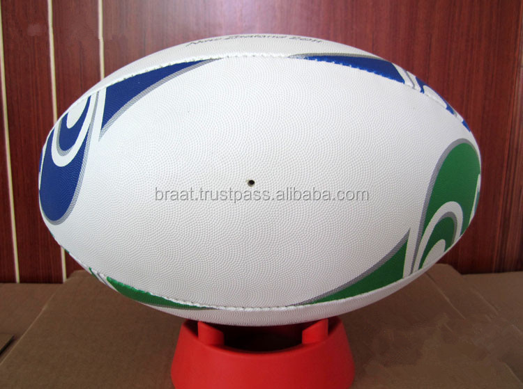 rubber synthetic rugby ball promotional rugby ball/white rugby ball stress rugby balls high quality /pvc rugby balls kids rugby