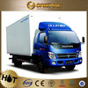 FOTON Ollin container 3 ton electric cargo van