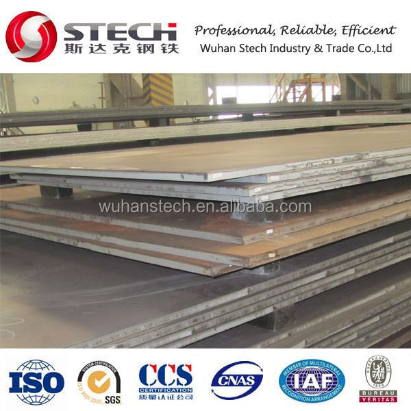 Hot sale A36 plate steel material