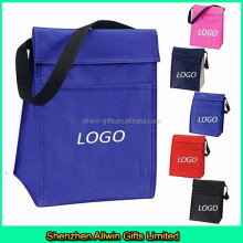 80gsm Non Woven Lunch Cooler Bag For Frozen Food
