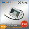 Ultra-thin Housing Low Price Outdoor Led Focus Light Apple Led Flood Light