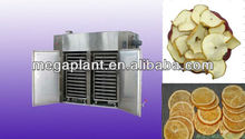 electric/gas/steam heating fruit dryer/food dryer